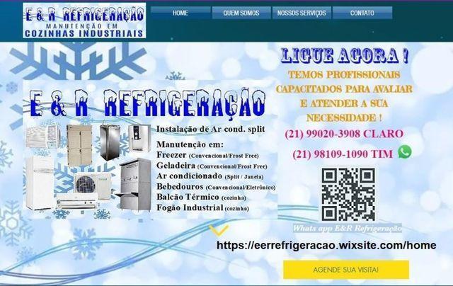 E&r refrigeração ?? solução em manutenção em