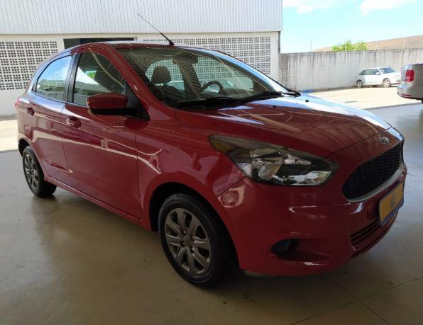 Ford ka 1.5 se/se plus 16v flex 5p flex - gasolina e álcool