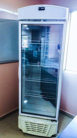 Freezer expositor gelopar gldf570