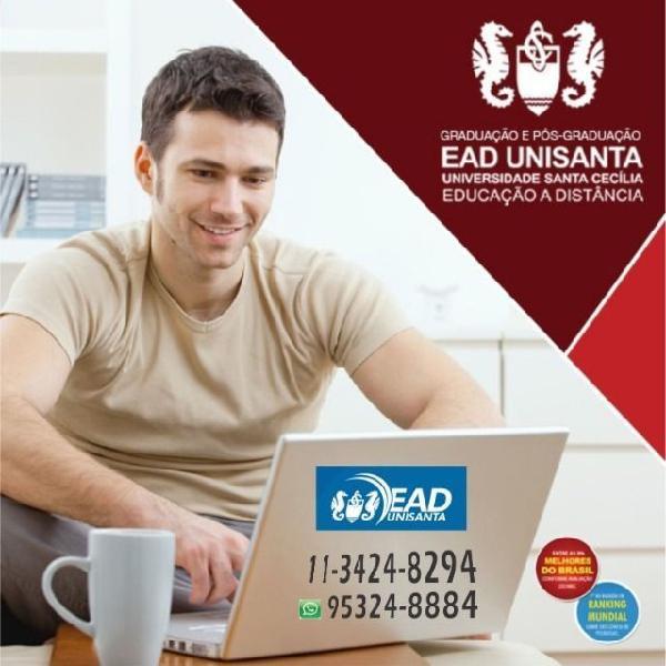 Graduação e pós graduação ead no brasil