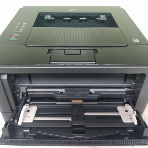 Impressora laser brother hl 5452 com toner e cilindro -