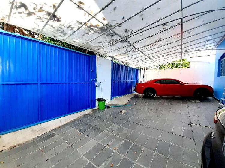 Jardim satélite – casa 3 dormitórios com suíte,