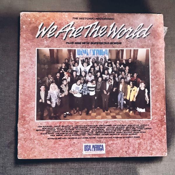 Lp: we are the world