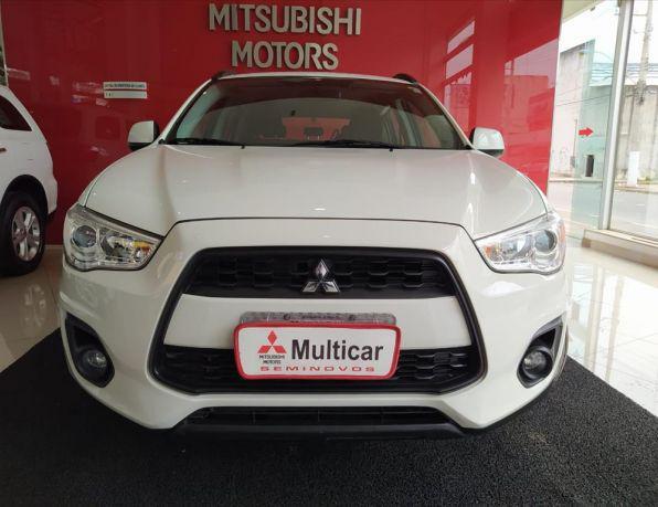 Mitsubishi asx outdoor 2.0 4x2 16v 160cv aut. gasolina