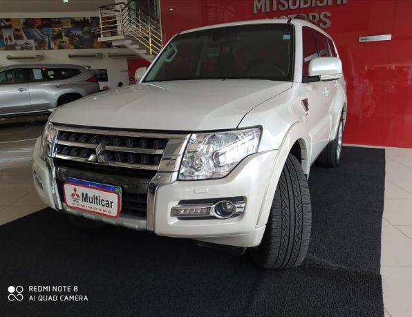Mitsubishi pajero hpe full 3.8 v6 250cv 5p aut. gasolina