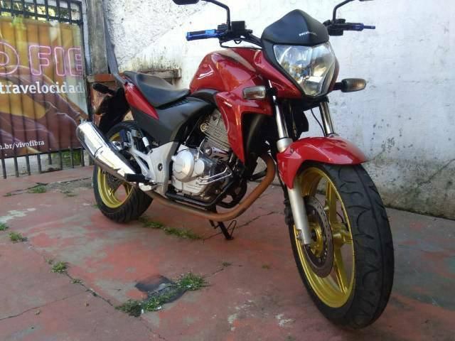 Moto honda cb 300 ano 2013 com 36.654