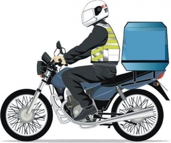Motoboy para empresa de filtros e purificadores