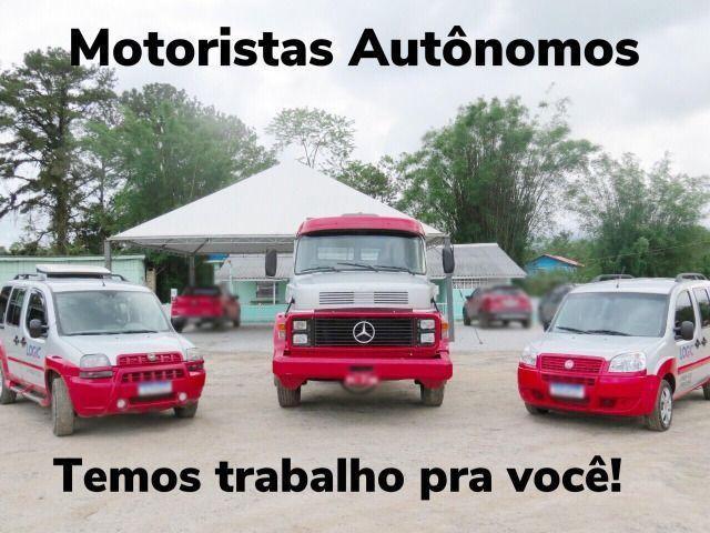 Motoristas autônomos! temos trabalho pra vocês! (leia o