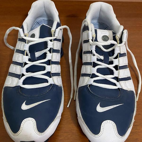 Nike shox - usado só uma vez!