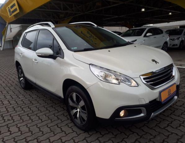 Peugeot 2008 griffe 1.6 flex 16v 5p aut. flex - gasolina e