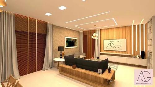 Projeto design interiores
