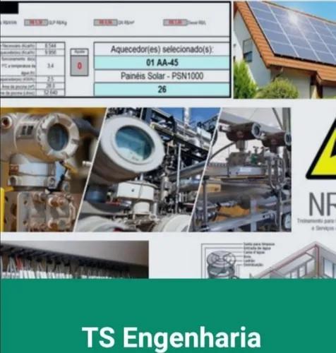 Projetos e instalações elétricas