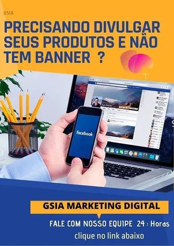 Promoção - banners para redes sociais (instagram, facebook