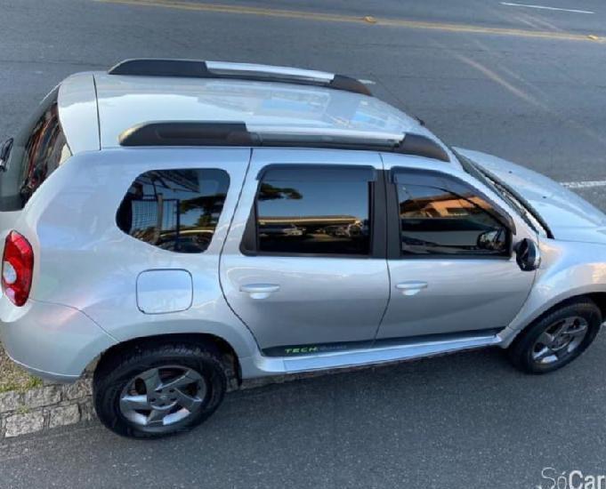 Renault duster tech road 2.0 hiflex at 2014 unico dono imp