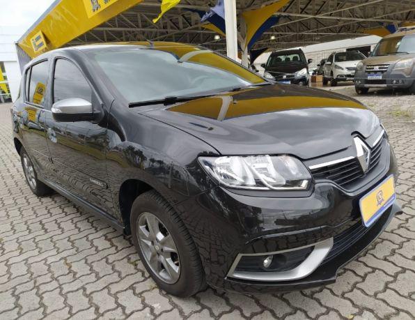 Renault sandero gt line flex 1.6 16v 5p flex - gasolina e