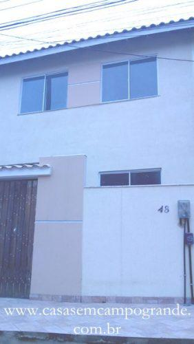 Rj – campo grande – vila jardim – casa duplex nova 3