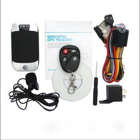 Rastreador alarme tk-303g instalação grátis