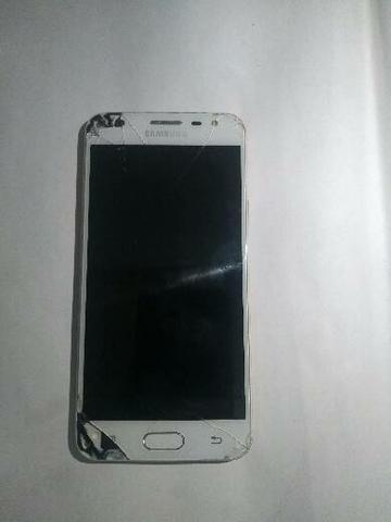 Samsung j5 prime quebrado mas funcionando