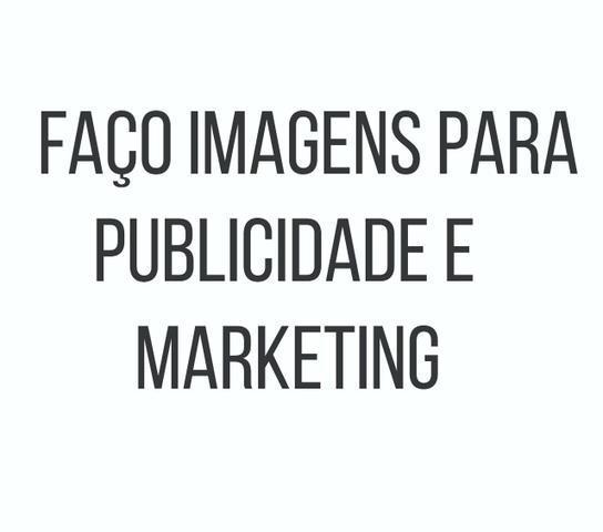 Serviço de imagens para publicidade e marketing