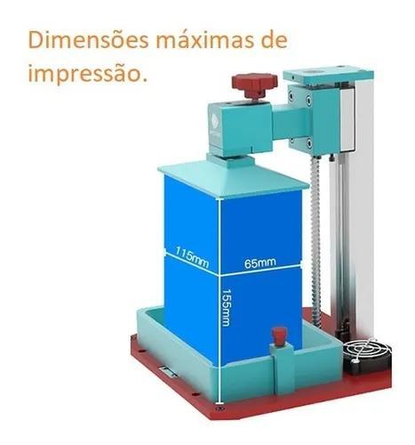 Serviços de impressão 3d sla