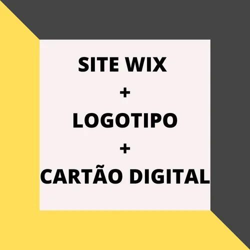 Site instituicional wix