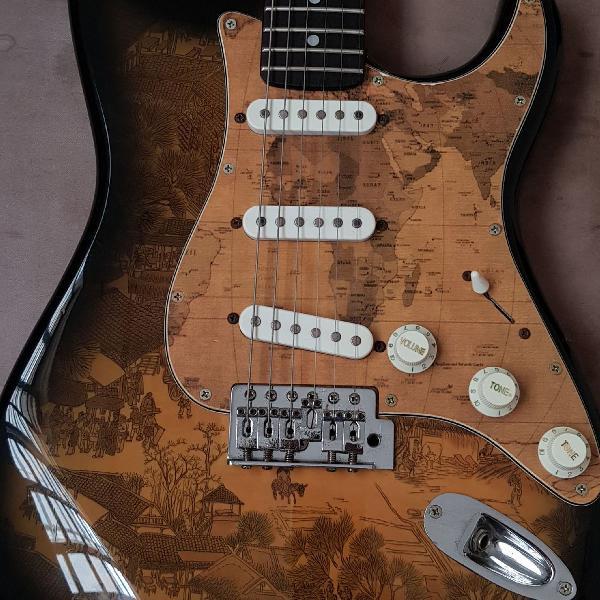 Stratocaster eagle edição especial (2006)