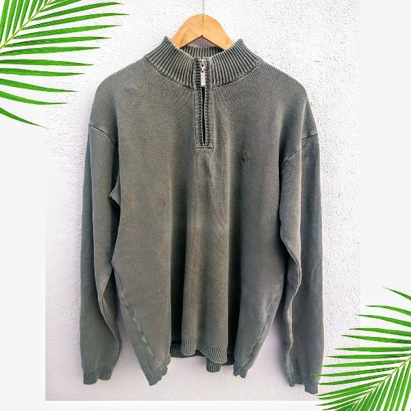 Suéter masculina! blusa de la quentinha