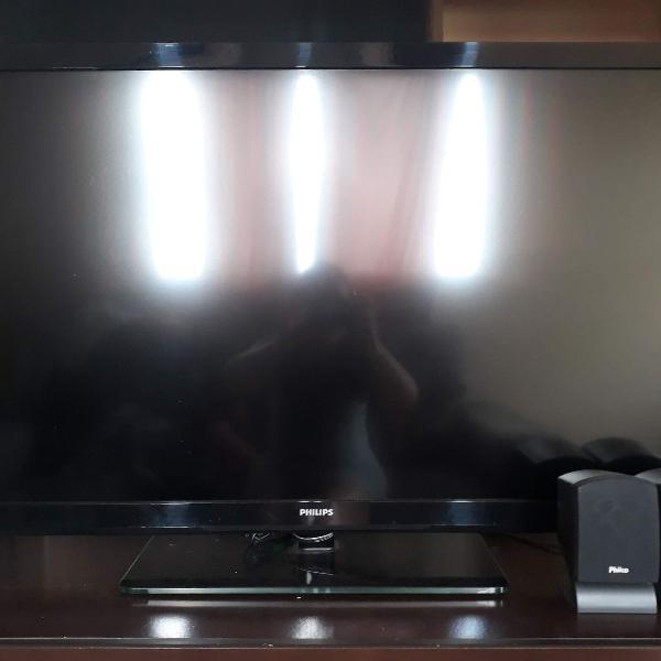 Tv lcd phillips 43'