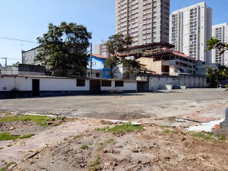 Terreno plano com 2.531m² no bairro city bussocaba -