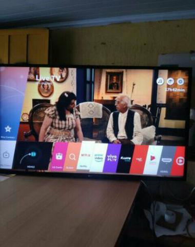 Tv smart lg 49 polegadas hd 4k