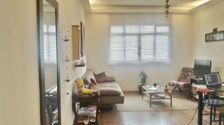 Vila buarque - 50m2 úteis com 01 dormitório - são paulo -