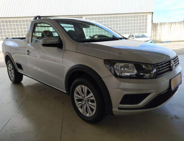 Volkswagen saveiro trendline 1.6 t.flex 8v flex - gasolina e