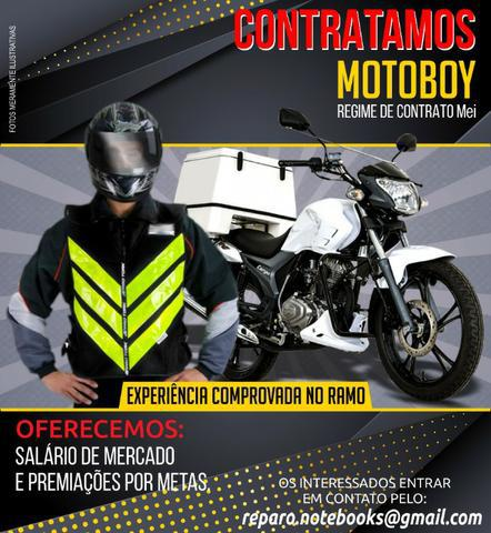 Vaga para motociclista