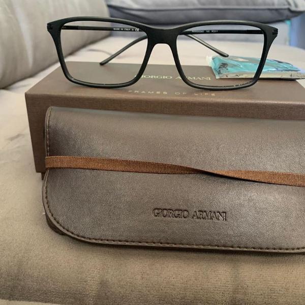 Armação óculos de grau giorgio armani
