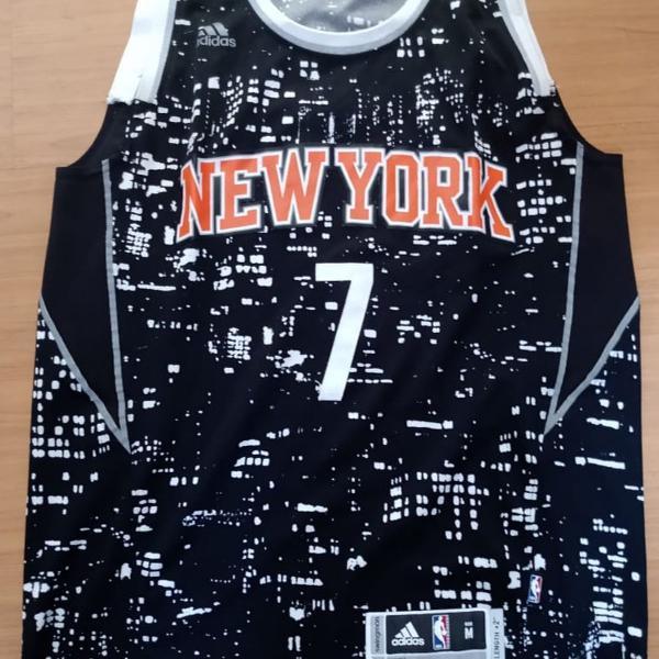 Camisa nba basquete knicks anthony adidas especial