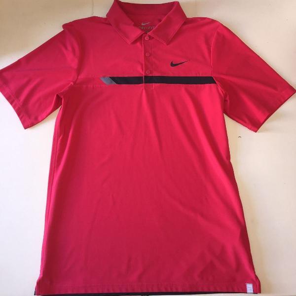 Camisa nike tênis summer match - original! camiseta polo