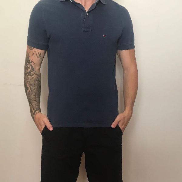 Camisa polo tommy hilfiger original usada