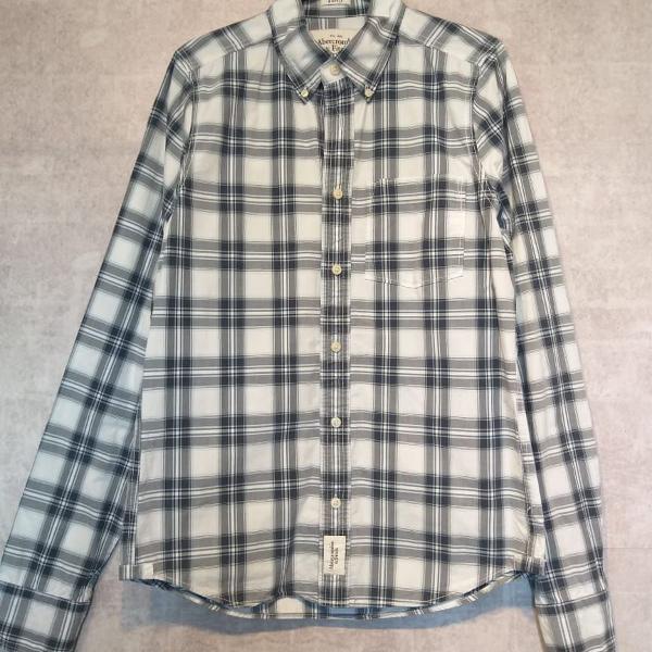 Camisa social abercrombie masculina original