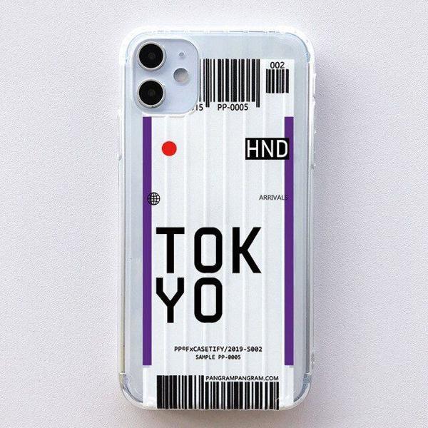 Case capinha iphone tokyo