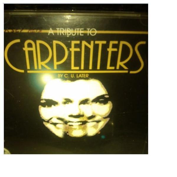 Cd carpenters com 10 músicas!