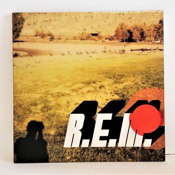 Cd r.e.m. reveal + book limited edition importado