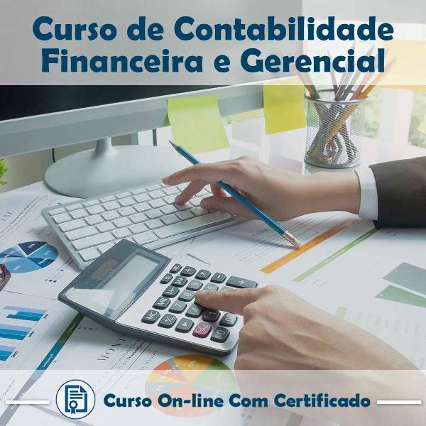 Curso online em videoaula de contabilidade financeira e