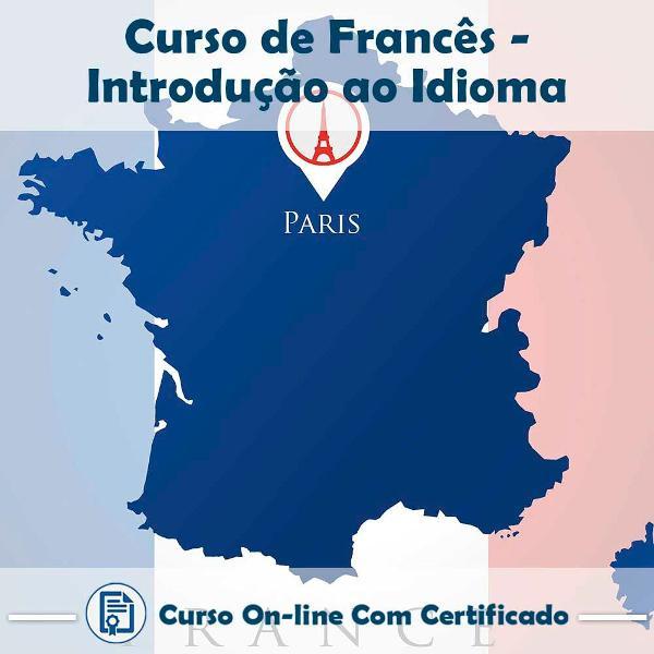 Curso online em videoaula francês - introdução ao idioma