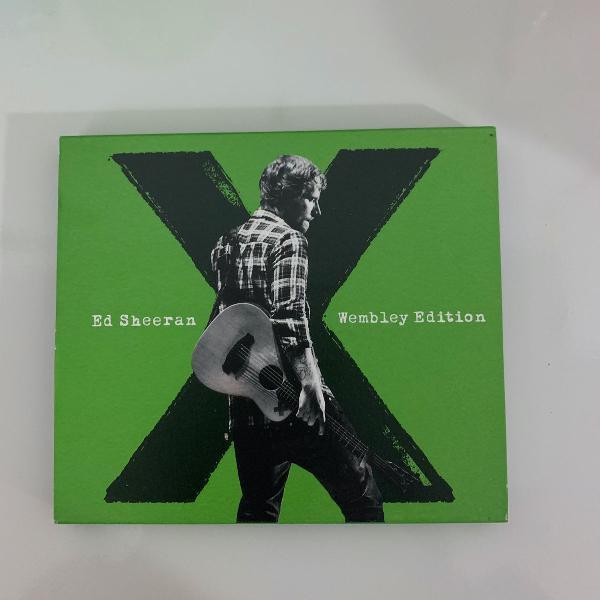 Ed sheeran - x wembley edition
