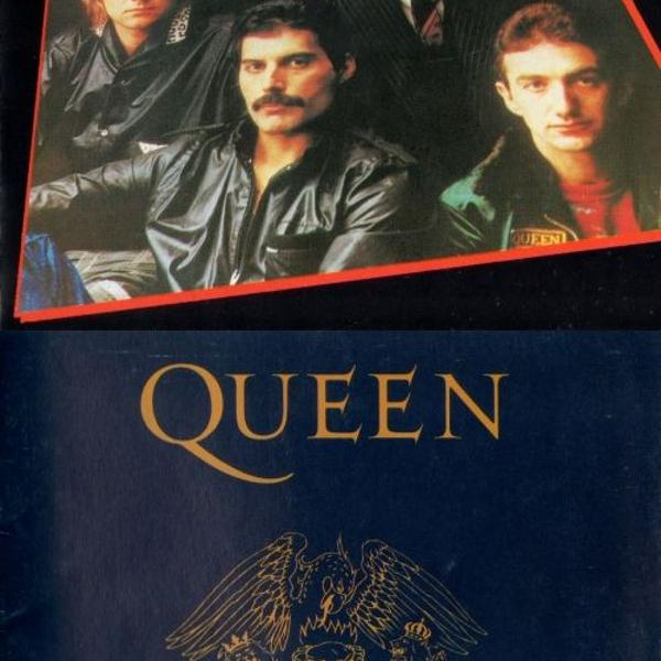Kit cd queen - greatest hits