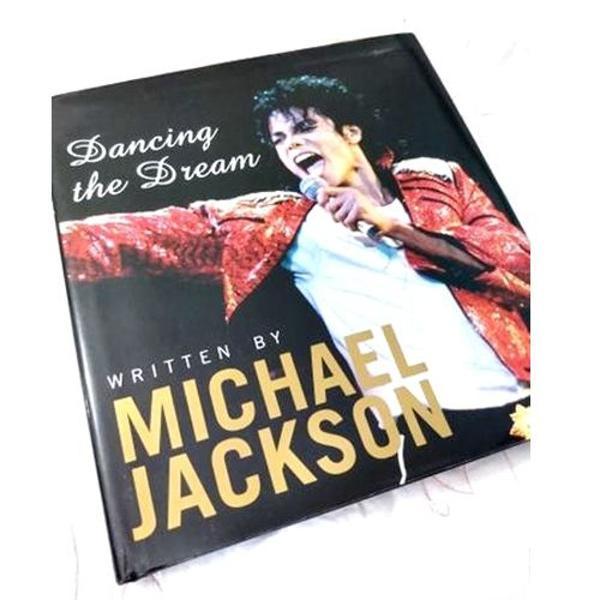 Livro michael jackson dancing the dream - importado