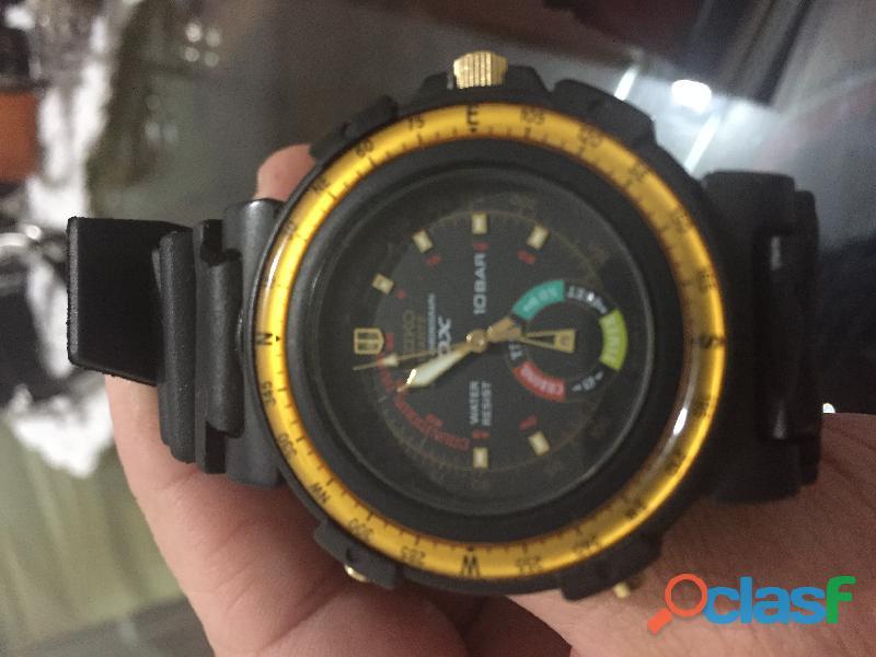 Relógio seiko modelo dx 10 bar (raríssimo)