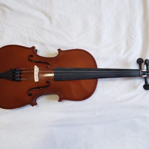 Violino concert cv 1/2 c/ estojo e arco