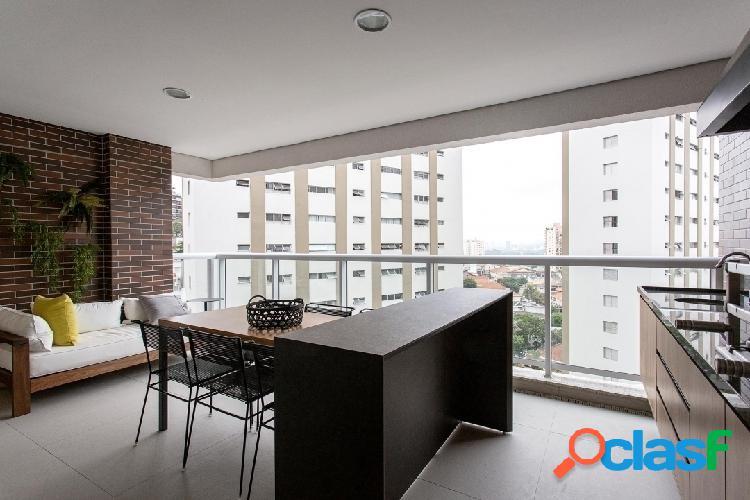 Apartamento alto de pinheiros 3 suítes 120 m²