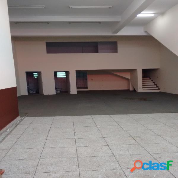 Salão comercial e casa em barueri ao lado est. romeiros